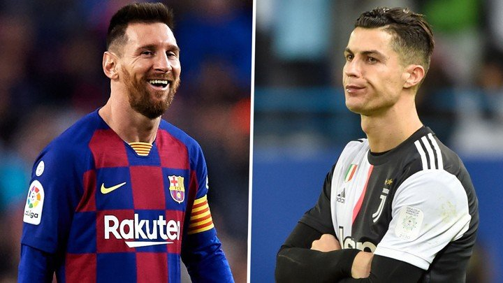 Between Ronaldo and Messi for greatest of all time - Vazquez