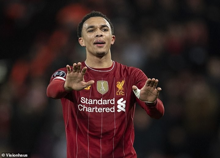 'He is one of the best right-backs in world' - Liverpool's Williams hails TAA