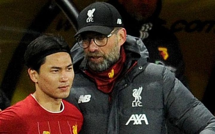 Liverpool 'could take RB Salzburg up on their next offer' after Minamino signing