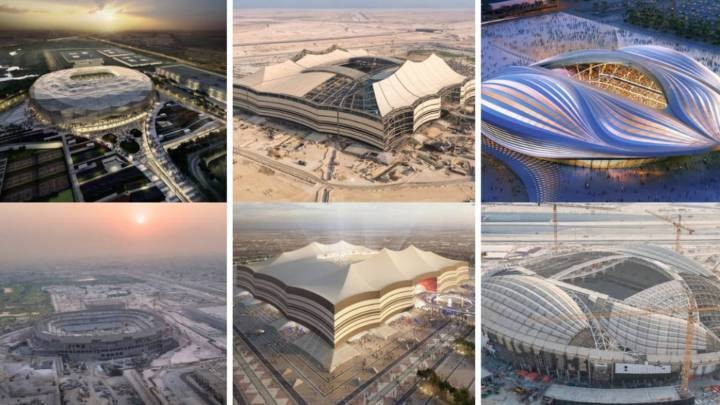 World Cup Qatar 2022 stadiums: seven new venues, one fully refurbished