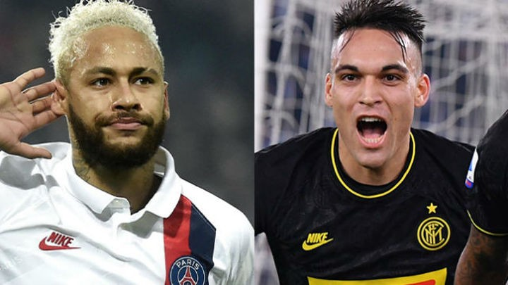 Lautaro is financially a more sensible signing than Neymar for Barca (Sport)