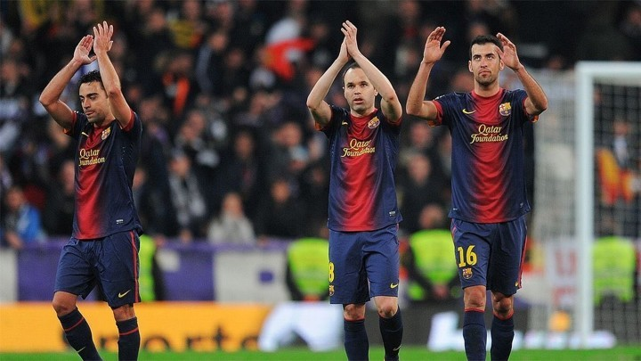 Who is best Barca midfielder in the past decade: Xavi, Iniesta, Busquets or...?