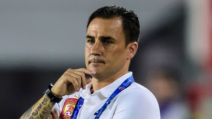 'Stay strong my brothers and sisters' - Cannavaro pens heartfelt letter to Italy