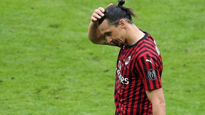 Ibra has no intention of exercising his option to stay in Milan (GdS)