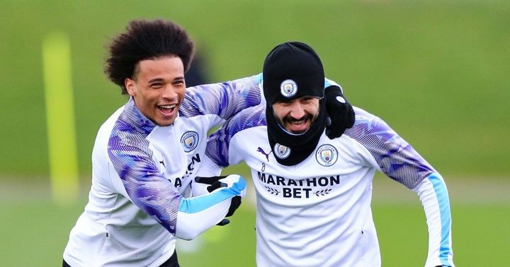 Gundogan says Sane can use the time during suspension to get ready for return