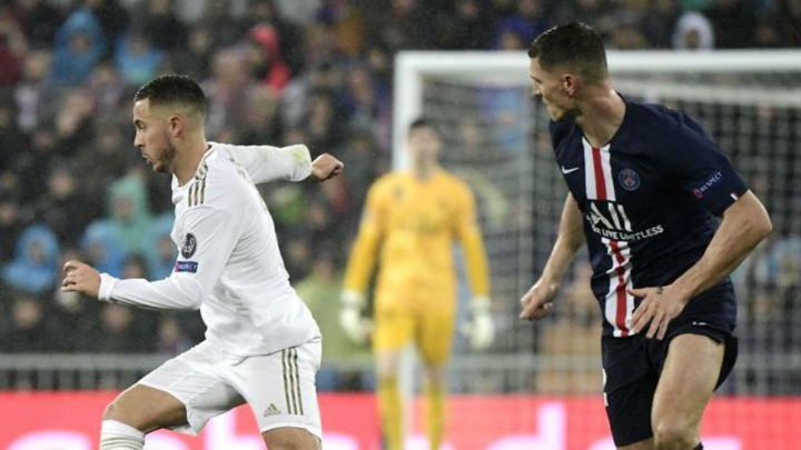 Meunier states he had no intention of injuring Hazard in PSG-Madrid clash