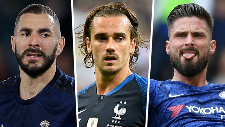 'Winning World Cup is important' – Griezmann defends Giroud after Benzema jibe