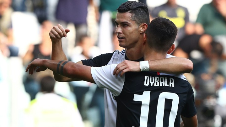 Dybala to Ronaldo: We hate you in Argentina!