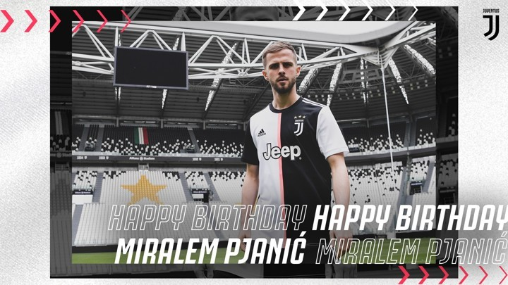 🎂 Happy 30th birthday to Pjanic! Do you want him to stay at Juventus?