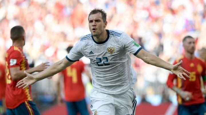 Zenit star Dzyuba: IIf they let me choose, I would choose to play for Madrid