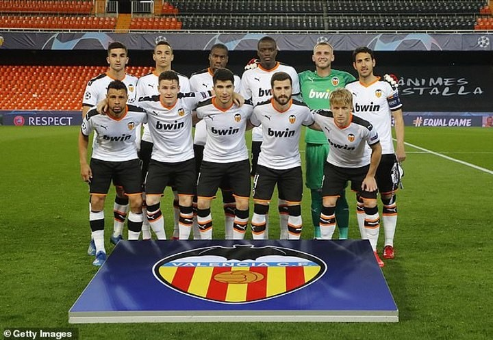 Valencia plan to return to training on April 13 after being 'all-clear'