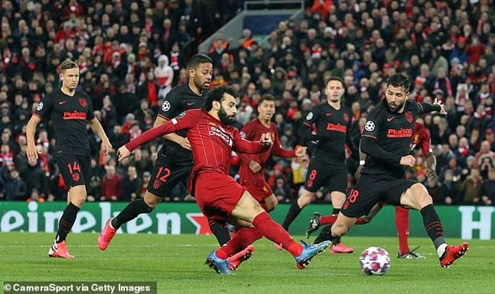 Liverpool's public health director: It was wrong for Reds' tie against Atletico Madrid to go ahead