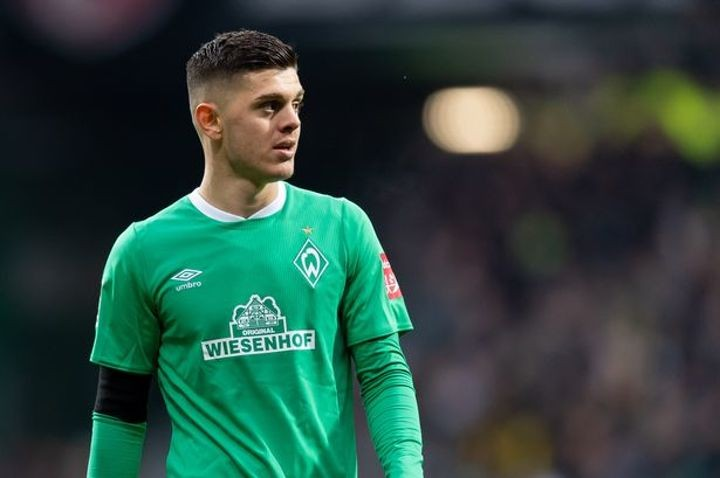 Liverpool weigh up transfer move for £33m-rated Bremen star Rashica (Bild)
