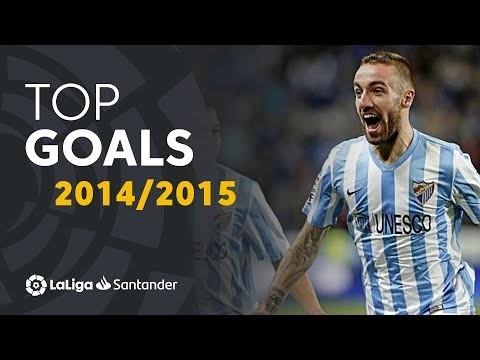 TOP GOALS LaLiga 2014/2015