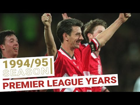 Liverpool's Premier League Years: 1994/95 Season | EVERY GOAL