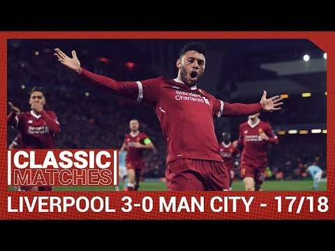 European Classic: Liverpool 3-0 Manchester City | Ox's fierce finish downs City
