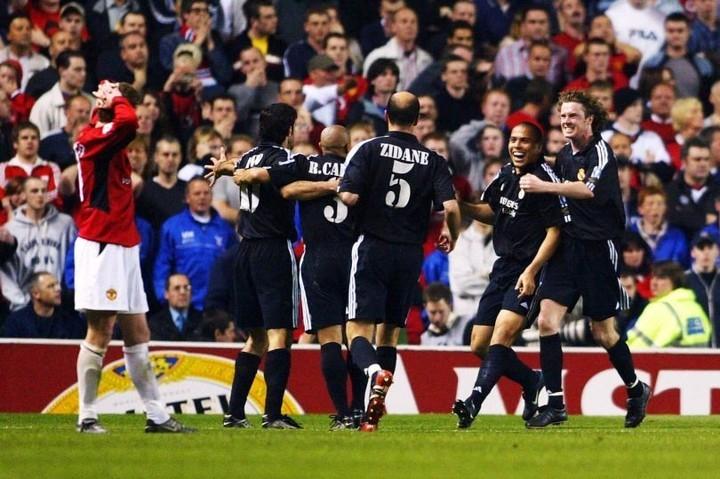 Rashford idolised Ronaldo Nazario when he watched his 1st game at Old Trafford