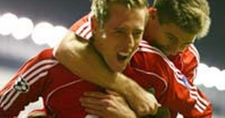 Crouch names Gerrard 'was going to give the biggest rollicking of all time'