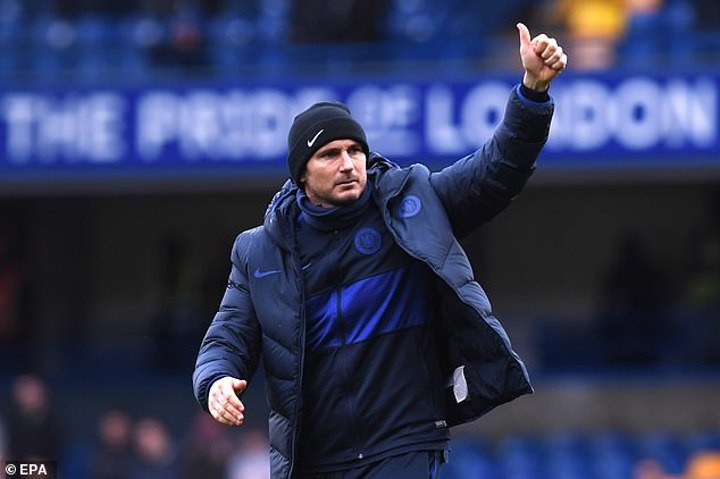 'Be as successful as possible' - Lampard knows he must deliver glory at Chelsea