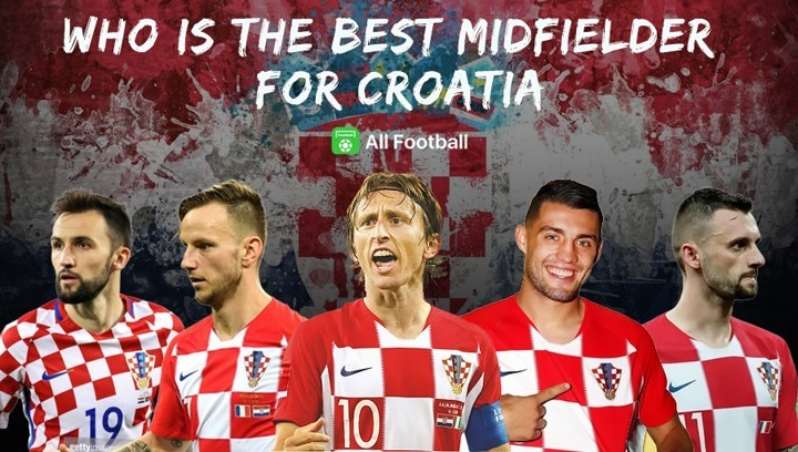 Discussion: Who is the best midfielder for Croatia? 🇭🇷