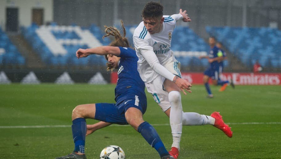 Cesar Gelabert: 5 Things to Know About Real Madrid Starlet Linked With a Move Away