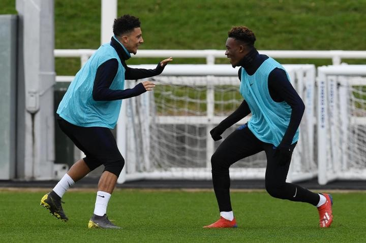 'I'm waiting for you' - CHO calls out England teammate Sancho for FIFA showdown