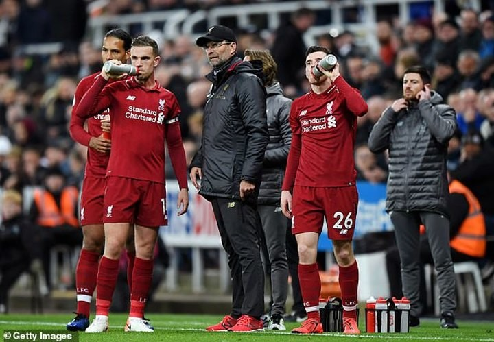 Liverpool face £55MILLION losses in TV revenue alone if Premier League season is voided