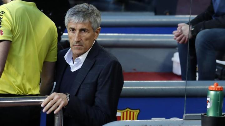 Setien's unexpected first pre-season as Barcelona boss