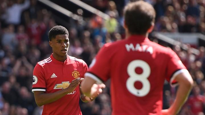 Mata names Rashford as most talented Man Utd academy product