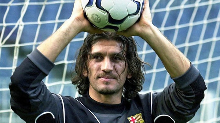 Former Barca keeper Rustu discharged after being hospitalised with coronavirus