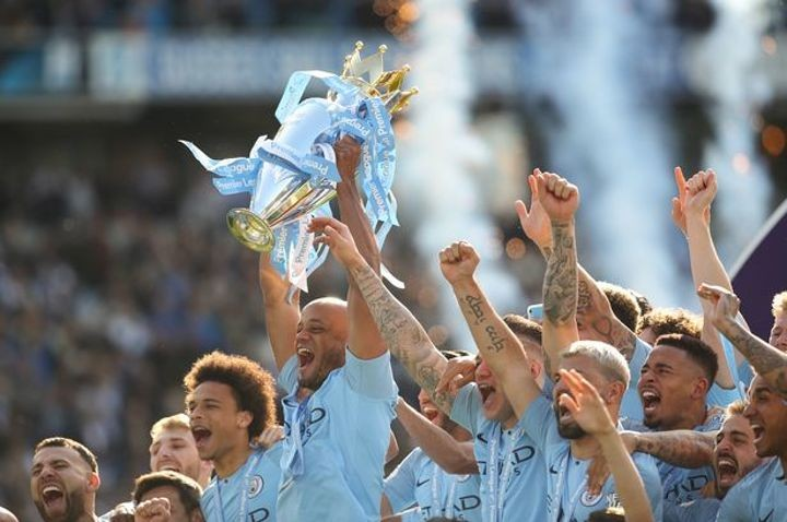 Kompany assesses Man City mentality which made them serial winners