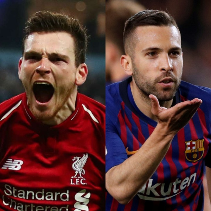 Alba, Robertson, Marcelo & Alaba... Top 10 left-backs in the world right now