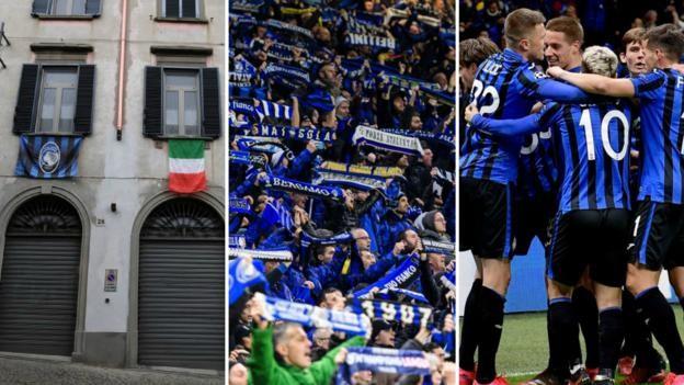 Atalanta: Champions League dream turns into coronavirus nightmare