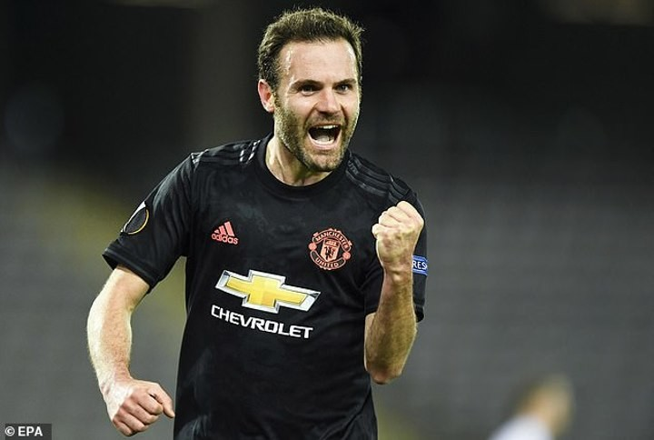 Mata believes Premier League games will be held outside England