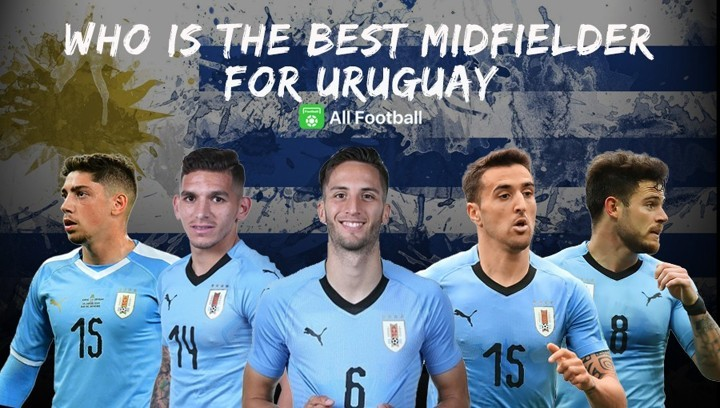 Discussion: Who is the best midfielder for Uruguay? 🇺🇾