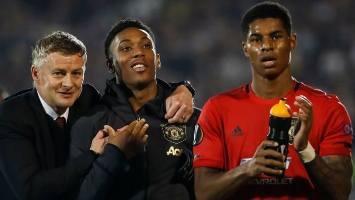 Solskjaer: Unfair to call out 'easy target' footballers during coronavirus