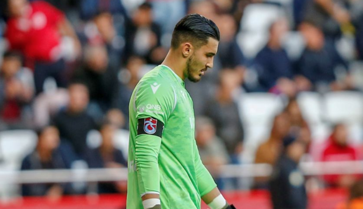Tottenham 'have £18m bid rejected for Trabzonspor keeper Ugurcan Cakir'