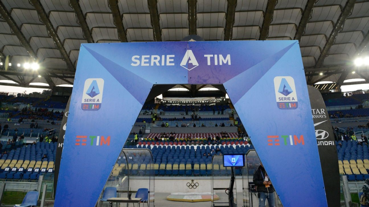 Coronavirus: Serie A announce all players, managers wages to be cut by a third if season is not completed