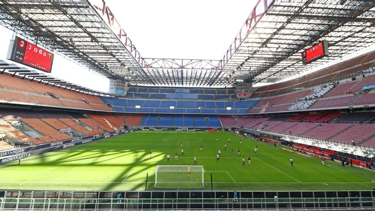 Italy's FA chief: Season could run through October due to coronavirus