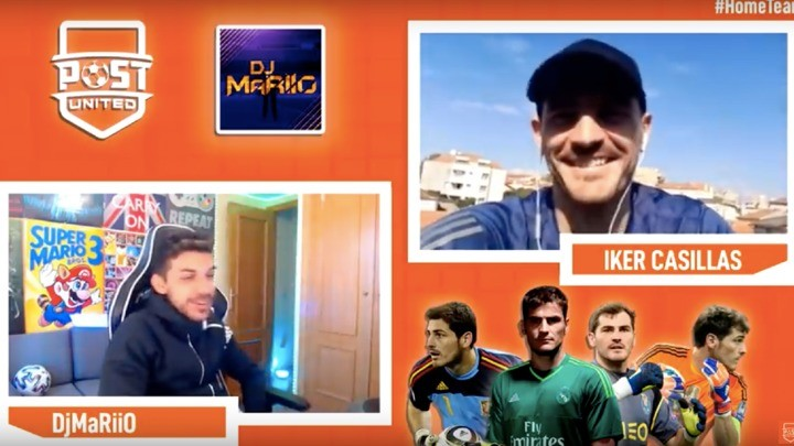 Casillas: I would love to return to Real Madrid one day, it's my home