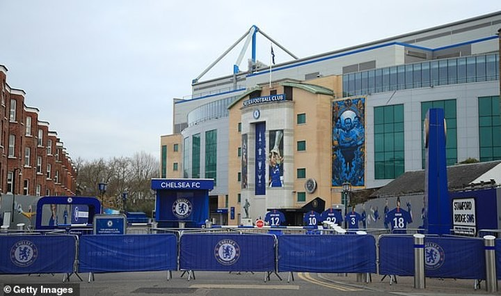 Coronavirus: Chelsea offer to feed NHS workers at their corporate restaurants inside Stamford Bridge