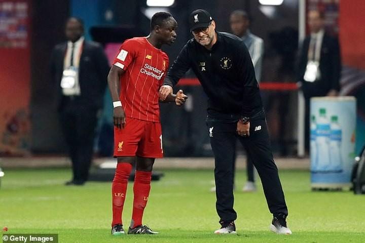 Liverpool boss Jurgen Klopp opens up on the first time he met Sadio Mane
