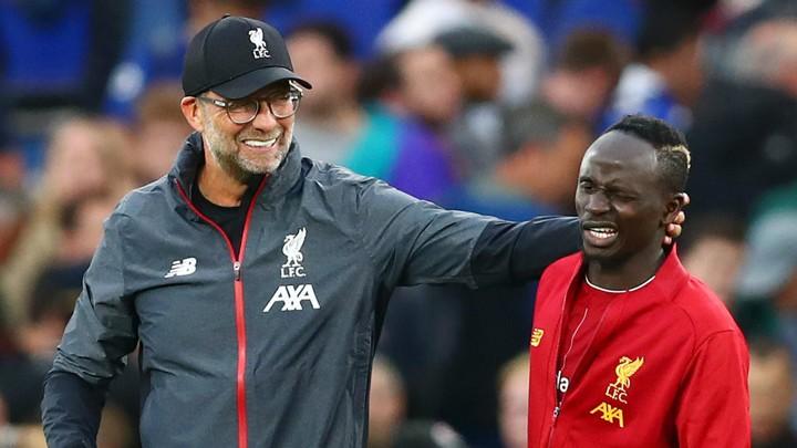 Liverpool star Mane salutes 'amazing' Klopp