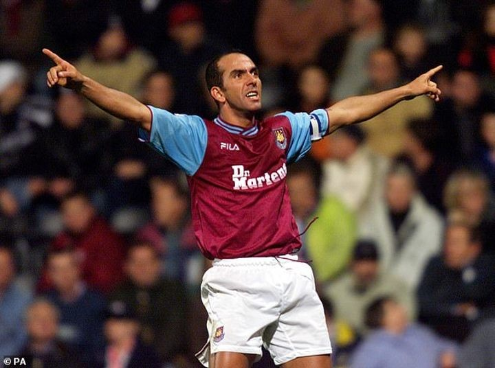 Di Canio reveals he turned down Utd in 2001 and says he still doesn't regret it