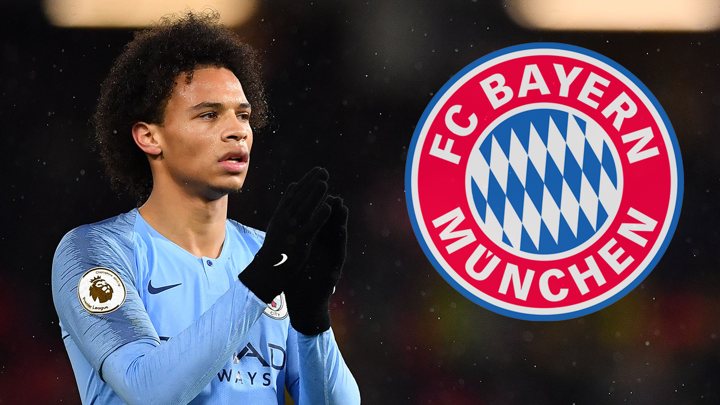 Bayern 'expect to sign Sane on the cheap' as coronavirus depress transfer fee