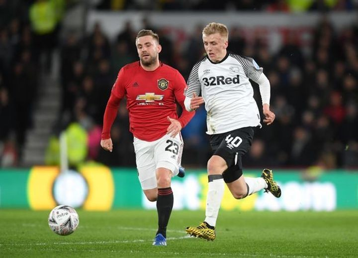 Wan-Bissaka, Shaw... MEN rank Man Utd's five full backs from worst to best