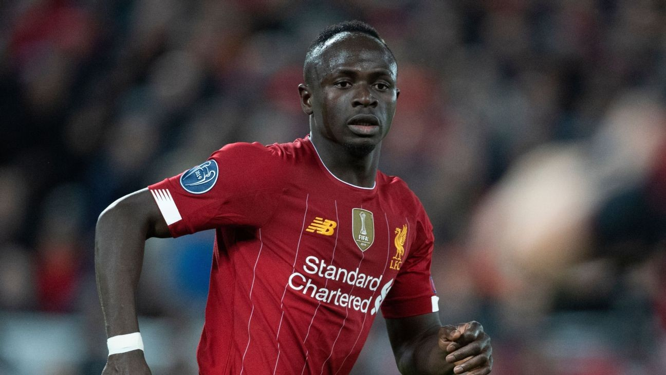 Coronavirus: Sadio Mane will 'accept' Liverpool missing out on Premier League title