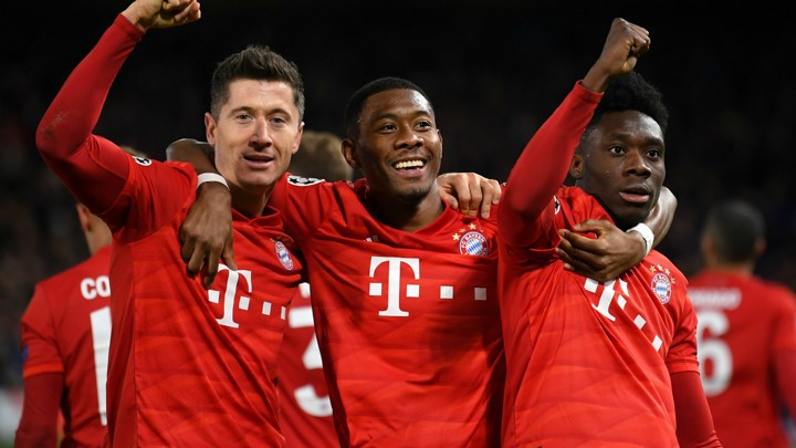 Alphonso Davies: Bayern have the quality to win UCL