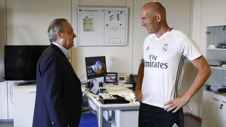 Haaland, Bale, Pogba... Every big decision for Zidane in post-coronavirus era