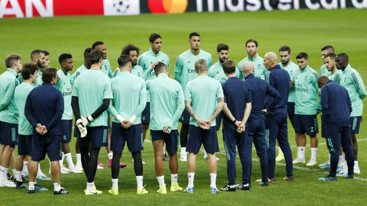 OFFICIAL: Real Madrid players and coaches will take a temporary 10%-20% pay cut